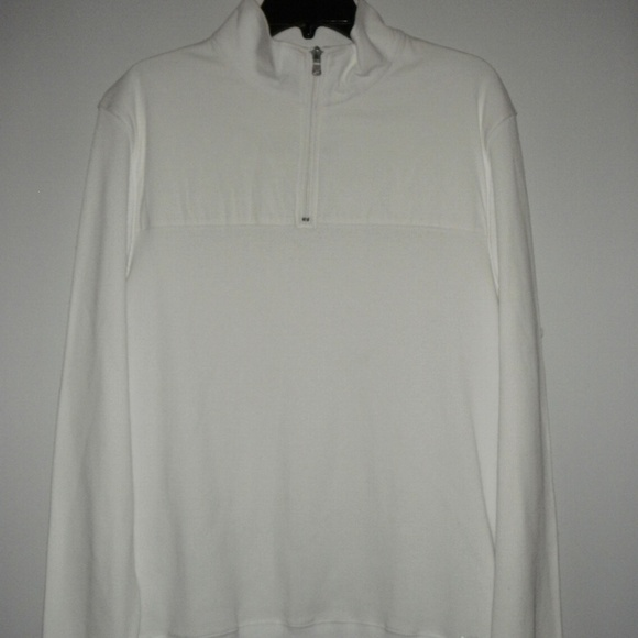 Michael Kors Other - MICHAEL KORS New White Thermal Style Pullover XL